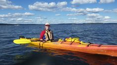 Portland Paddle - We offer a wide range of sea kayak trips on Casco Bay for people of all  skill levels.