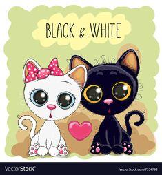 Cute cars illustration draw kittens 33 ideas for 2019 Cartoon Cartoon, Cartoon Characters, Cute Images, Cute Pictures, Baby Animals, Cute Animals, Illustration, Cute Cars, Cute Drawings