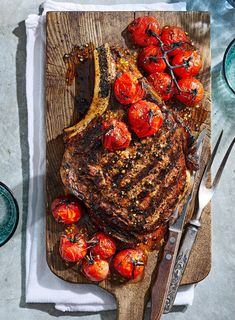 Fire up the barbecue and turn up the heat on your culinary cookout game with one of our best grill recipes. Choose from our classic grilled dinner ideas—including chicken, steak, burgers, salmon, ribs, and more—or select a summer grill recipe side dish, such as corn or a panzanella salad. #grilling #summerrecipes #summergrilling #grillingrecipes #bestgrilledrecipes #bhg Grilled Steak Recipes, Grilling Recipes, Beef Recipes, Cooking Recipes, Grilled Steaks, Healthy Grilling, Vegetarian Grilling, Grilled Beef, Barbecue Recipes