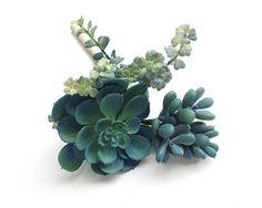 Faux succulents collection succulent plants 3 faux
