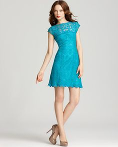 This dress is adorable :) I love the color <3  Bloomingdales