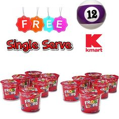 Free at Kmart : 12 GM and Kelloggs Cereal, Single-Serve Cups - http://couponsdowork.com/kmart-weekly-ad/kmart-single-serve-cereal-dealio/