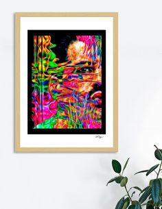 «Freddie», Limited Edition Art Print by Daniel Janda - From $29 - Curioos