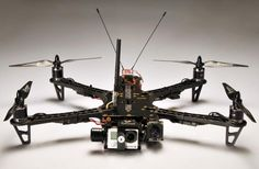 Team BlackSheep Discovery Pro Long Range all in one, $2350. First person view quadrotors aren't expensive, folks have just never flown like birds before so it's more difficult for them to see the value in it.