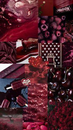 Burgundy Aesthetic, Aesthetic Colors, Aesthetic Collage, Aesthetic Pastel Wallpaper, Aesthetic Backgrounds, Aesthetic Wallpapers, Tumblr Backgrounds, Wallpaper Backgrounds, Aesthetic Lockscreens