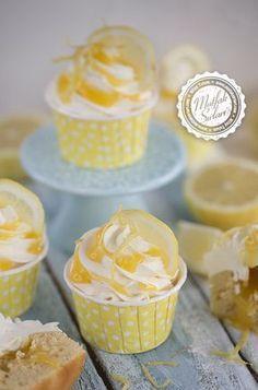 Limonlu Cupcake Tarifi - Mutfak Sırları