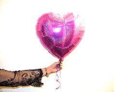 #balloons #heart #shape #pink #rainbow #glitter #my #favorites #lace #black #top #bracelets #happy #joy #photography #photograph #lifestyle #lifestylephotography #fashiondiaries #fashionphotography #vscocam #love #gratitude #goodnight #sweetdreams