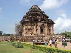 The Sun temple,konark....Orissa