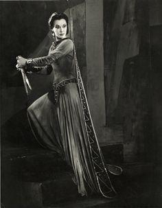 Vivien Leigh as Lady Macbeth, Macbeth, 1955