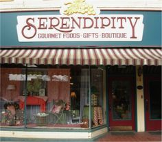 """Serendipity has everything you are looking for and so much more. It's an experience and adventure for the senses. They have the perfect gift for that person who """"has it all"""" or that """"special occasion"""". And truth be told, if you are simply looking to indulge in a secret getaway or to pamper yourself in the luxury of exclusive foods, toiletries or scents, they have that too."""