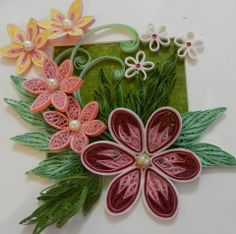 Liza Creations - Paper Quilling Friends...
