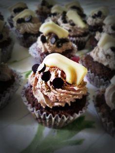 doublechocolate cupcakes