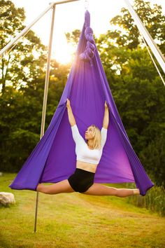 Aerial Sling Aerial Silk Hammock Kama Fitness