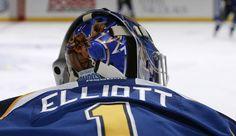 St Louis Blues Elliott!!