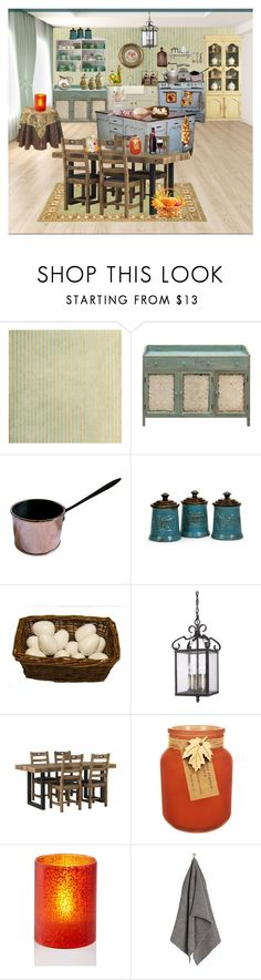 """Untitled #598"" by bamasbabes on Polyvore featuring interior, interiors, interior design, home, home decor, interior decorating, Grandin Road, Dot & Bo, Arte Italica and Lillian August"