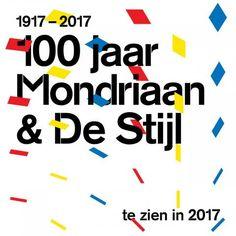Piet Mondriaan en Bart van der Leck | Gemeentemuseum Den Haag 12-2 t/m 21-5-2017