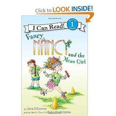 Fancy Nancy & the Mean Girl