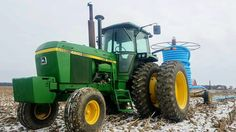 Jd Tractors, John Deere Tractors, Tractor Cabs, Farm Life, Farming, Childhood, Big, Classic, Tractors