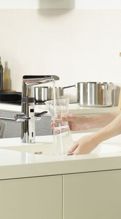 Kitchen #touchless #tap by Oras. Oras Optima 2722F
