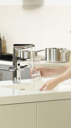 Kitchen #touchless #tap by Oras. Oras Optima 2722F