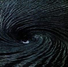 black sea swirl