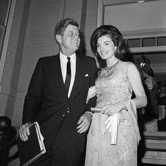 JFK & Jackie, 11/29/62
