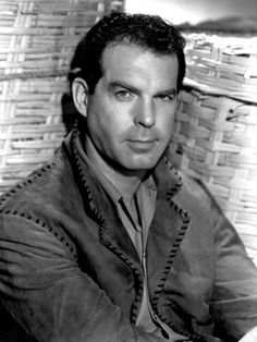 """I had such a crush on Fred MacMurray ♥ (""""My Three Sons"""").  Used to imagine him in a kilt! 8-)"""
