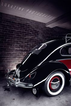 slammed bettle with sweet rat rod rims old school vw 39 s pinterest vw beetles nice and. Black Bedroom Furniture Sets. Home Design Ideas