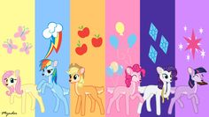 my little pony as deer - Google Search