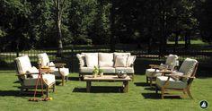 Croquet Teak | Outdoor Furniture | Patio Furniture | Summer Classics
