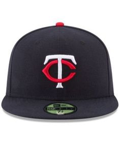 New Era Minnesota Twins Game of Thrones 59FIFTY Fitted Cap - Blue 7 3/4