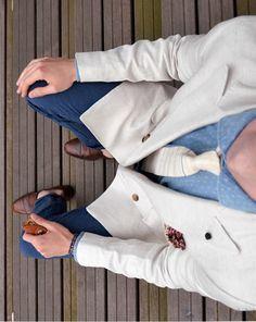 #kiermanstyle #linensuit #doublebreasted #linendoublebreasted #dwurzędówka