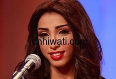 دنيا باطما تحتفي بتتويجها بلقب سفيرة القفطان المغربي بقفطان مرصع بالألماس | chhiwati.com