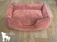 Представляю Вам мастер - класс по шитью лежака для собаки. Это очень просто и интересно.  фото 23