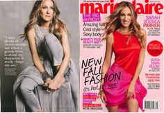 SJP wearing a DIANA BROUSSARD bracelet in MARIE CLAIRE! Available on Marilicious :) 50% off