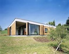 Image result for flat roof single story house