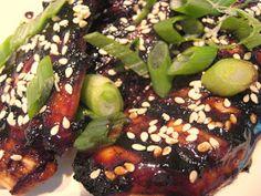 Wholesome Dinner Tonight: Balsamic Glazed Chicken