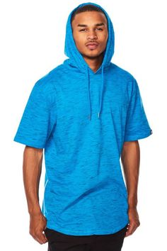 BFS HOODED LONG TEE