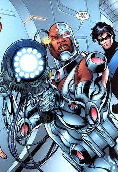 29 Best Victor Stone Cyborg Dc Comics Images Cyborg Dc Comics