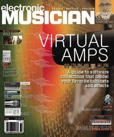 Electronic Musician - October 2016 English | True PDF | 68 pages | 81 MB… - more on www.guitaristica.org #guitartutorials #guitarlessons #guitars #guitaristica