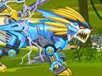 joga Zoo Robot: Lion online
