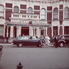Shelbourne Hotel 1964 | MajorCalloway | Flickr Old Pictures, Old Photos, Shelbourne Hotel, Images Of Ireland, Monster Drawing, Al Capone, Dublin City, Dublin Ireland, 1960s