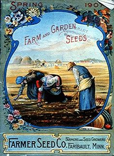 vintage seed catalogues   Published May 14, 2011 at 874 × 1196 in Art