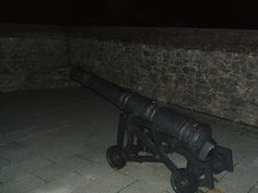 I was recently invited to take part in an investigation of a site in Cork city called Elizabeth Fort. Elizabeth Fort was built in the. Cork City, Paranormal, Cannon, Irish, Ireland, Irish People, Irish Language