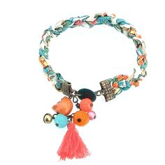 Le bracelet Braid - La Cabane à Perles