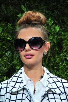 4a7cc91adc Kate Spade Collection S S 2014  spring2014  runway  mbfw  zapposrecharge  Sunglasses