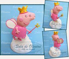 BISCUIT: PEPPA PIG FADA