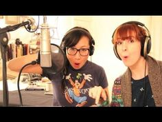 Maroon 5 - Payphone & Disney - Some Day My Prince Will Come Mashup w/ Felicia Day! - YouTube
