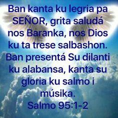 Salmo 95:1-2