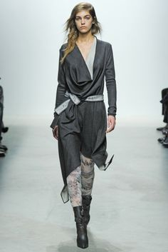 Leonard RTW Fall 2014 -Paris Fashion Week